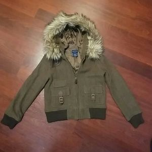 Unisex Ralph Lauren Hooded Jacket